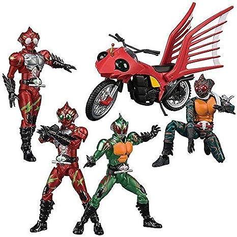 SHODO-X 仮面ライダー9 【全6種セット(フルコンプ)】※BOX販売ではありません