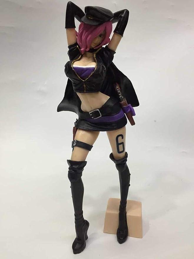 海賊王フラッシュチャームレイジウブラックドレス手作りボックスモデル装飾ホリデーギフト、装飾モデル