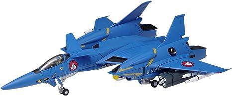 ウェーブ 超時空要塞マクロス VF-4 ライトニング3 DX版 1/72スケール 全長約21cm プラモデル MC-058