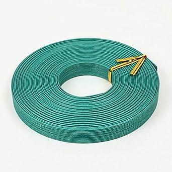 エコクラフト あみんぐテープ 【10m巻】 114 ターコイズグリーン
