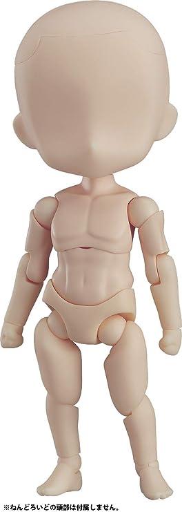 ねんどろいどどーる archetype:Man [cream] ノンスケール ABS&PVC製 塗装済み可動フィギュア