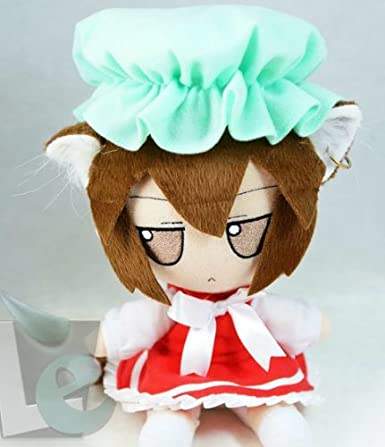 萌え萌えコスプレ小物 東方Project ★橙(チェン) 人形 ぬいぐるみ コスプレ道具