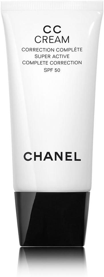 【国内正規品】CHANEL シャネル CCクリーム N SPF50/PA+++【21 ベージュ】(日焼け止め乳液/メイクアップベース)30ml