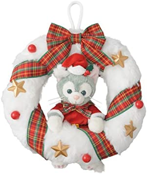 ジェラトーニ クリスマスリース ダッフィーのクリスマス2016 【東京ディズニーシー限定】 X'mas Duffy