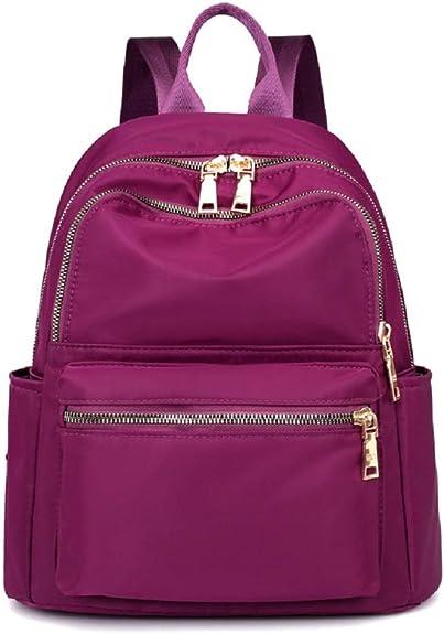 ZNYFリュック レディース 小さめ ミニリュック かわいい 女の子 ナイロン bag for women 防水 軽量 人気3way