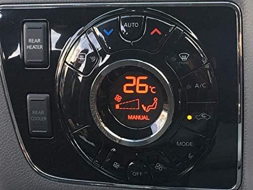 ARJ(エアーズロックジャパン) NV350 キャラバン E26 プレミアムGX II型用 エアコンリング シボレッド N3-I455