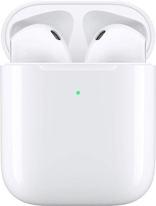 【2020 Bluetooth 5.0 タッチ式】ワイヤレスイヤホン ブルートゥース 自動で接続両耳通話 左右分離型 両耳 技適認証済み 6時間連続音楽再生可能ヘッドセットタ...