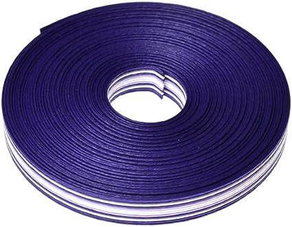 手芸用 エコ クラフトテープ 平安京 50m巻 幅15mm 12芯 紙 バンド テープ 日本製