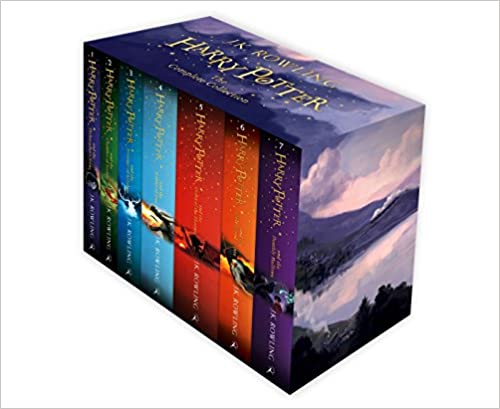 Harry Potter Children's Collection (英語) ペーパーバック – 2014/11/15