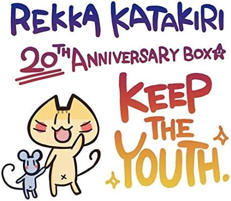 Rekka Katakiri 20th Anniversary BOX(完全生産限定盤)(特典なし)