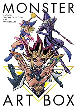 YU-GI-OH! OCG 20th ANNIVERSARY MONSTER ART BOX (愛蔵版コミックス) (日本語) コミック – 2019/11/20