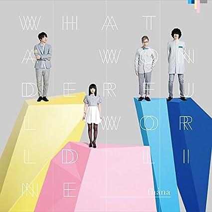 What a Wonderful World Line(初回限定盤)(Blu-ray Disc付)