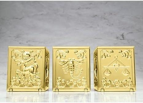 魂ウェブ限定 聖闘士星矢 聖闘士聖衣神話 APPENDIX 黄金聖衣箱 Vol.3