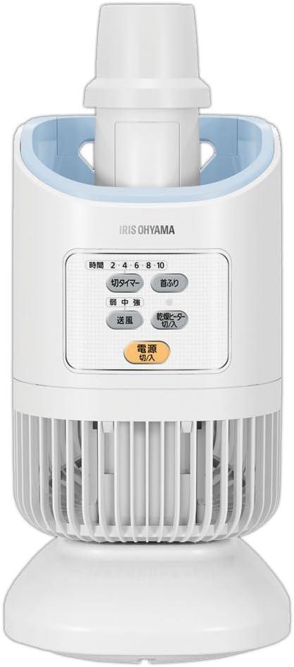 アイリスオーヤマ 衣類乾燥機 カラリエ ブルー IK-PL300-A