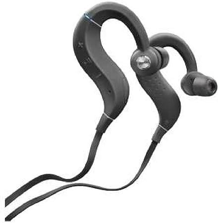 Denon ワイヤレス イヤホン Bluetooth対応 防汗・防滴仕様 マイク付 ブラック AH-C160WBK