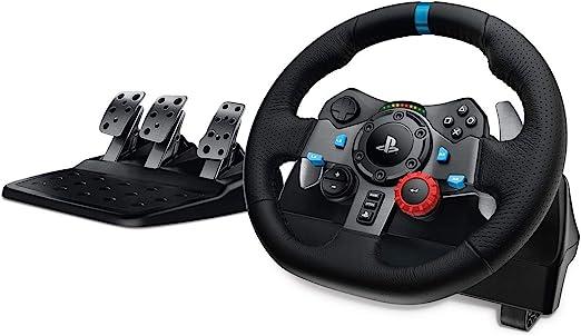 Logicool G ステアリングコントローラー G29 PS4/PS3/PC ハンドル ドライビングフォース LPRC-15000 国内正規品