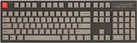 アーキス メカニカル キーボード Maestro FL 英語配列 キー数 : 104 キートップ引き抜き工具 付属 CHERRY MX 茶軸 AS-KBM04/TGBWP