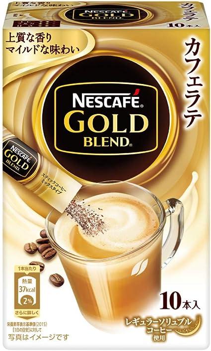 ネスカフェ ゴールドブレンド スティックコーヒー 10P×6箱