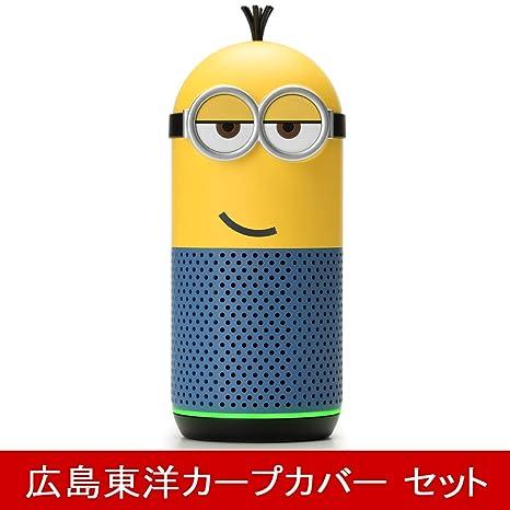ミニオン Clova Friends MINIONS Kevin + 広島東洋カープカバー セット