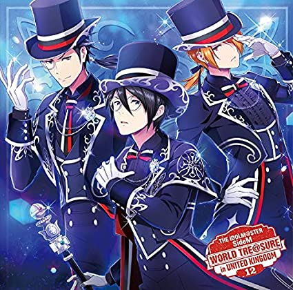 THE IDOLM@STER SideM WORLD TRE@SURE 12