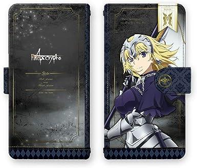 Fate/Apocrypha ブックスタイルスマホケース Mサイズ デザイン01(ルーラー)
