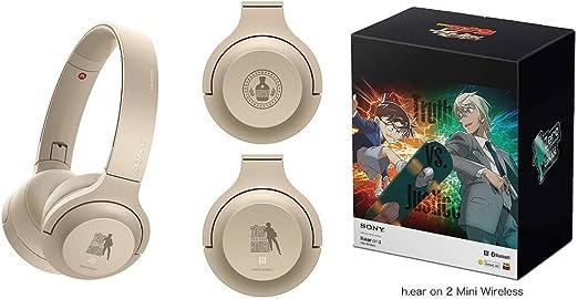 SONY 劇場版『名探偵コナン ゼロの執行人』公開記念モデル h.ear on2 mini Wireless WH-H800/CON 安室 透モデル(N)