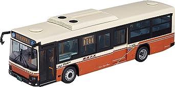 1/43 いすゞエルガ 東武バス 1/43スケール ABS&ダイキャスト製 塗装済み完成品ミニカー