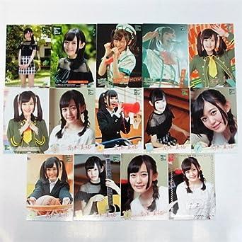 エンスカイ/Wake Up,Girls! トレカ◆高木美佑◆クリアカード含むフルコンプ全14種