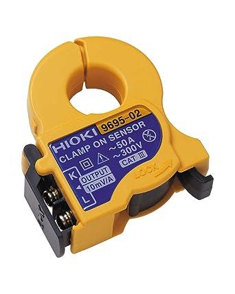 HIOKI (日置電機) クランプオンセンサ 9695-02