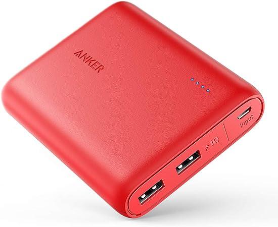 Anker PowerCore 13000 (2ポート 大容量 モバイルバッテリー)【PSE認証済 / PowerIQ搭載 / マット仕上げ / コンパクトサイズ】 iPho...