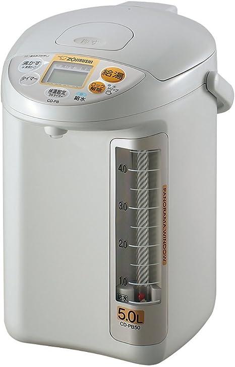 象印 電気ポット 5.0L グレー CD-PB50AM-HA
