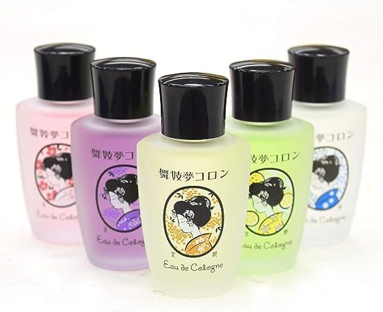 舞妓夢コロン・京都の香り5セット - 京都限定のオーデコロン