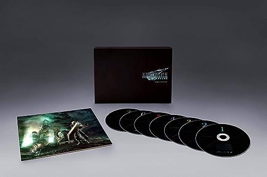 【オリジナル特典あり】FINAL FANTASY VII REMAKE Original Soundtrack ~Special edit version~(通常盤)(オリジ...