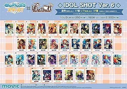 あんさんぶるスターズ! ぱしゃこれ IDOL SHOT Ver.6 BOX商品 1BOX=10パック入り