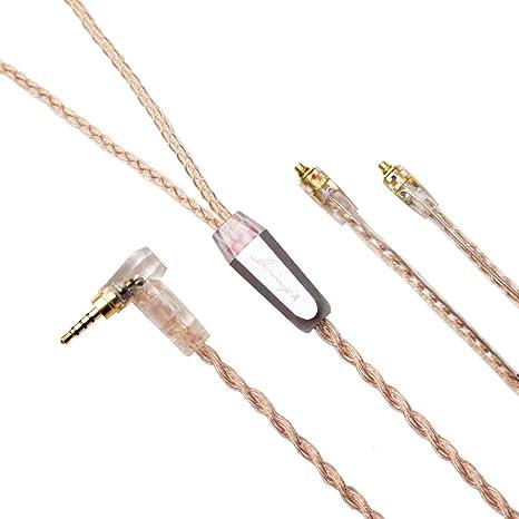 Luminox Audio LNA Kilowatt MMCX-2.5mmL LNA-KIL-MMCX-25L