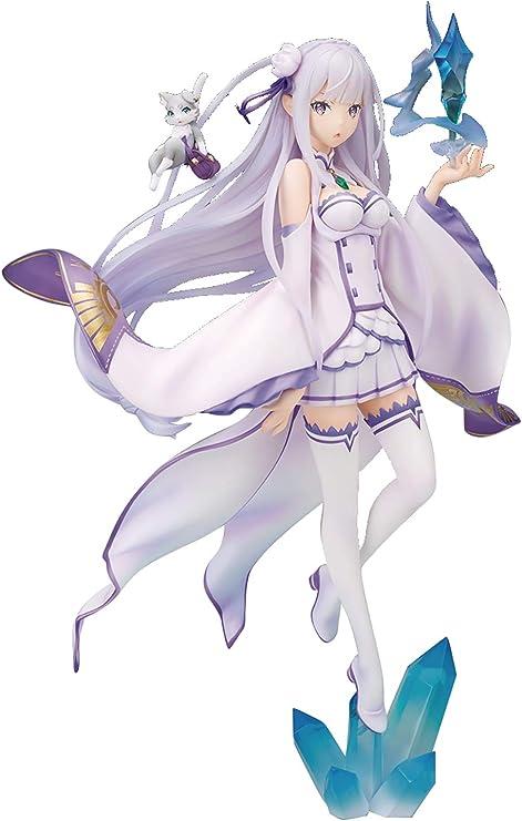 アルファオメガ Re:ゼロから始める異世界生活 エミリア 完成品フィギュア