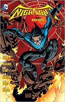 Nightwing Vol. 2: Rough Justice(英語) ペーパーバック – 2015/6/16