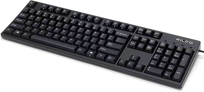 FILCO Majestouch Stingray〔スティングレイ〕 104英語配列 CHERRY MX Low Pro Red SW FKBS104XMRL/EB