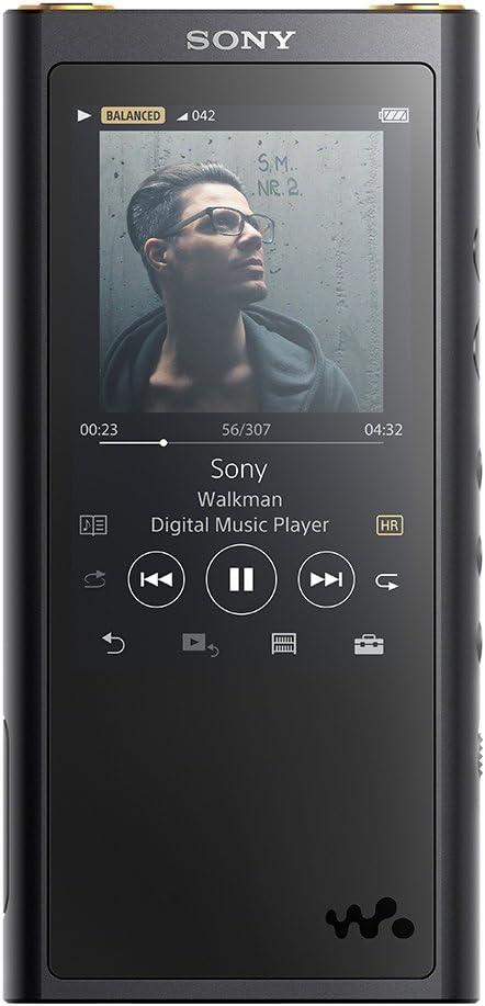 ソニー ウォークマン ZXシリーズ 64GB NW-ZX300 : Bluetooth/microSD/Φ4.4mmバランス接続/ハイレゾ対応 最大26時間連続再生 2017...