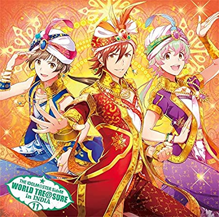 【Amazon.co.jp限定】THE IDOLM@STER SideM WORLD TRE@SURE 11 (デカジャケット付)限定版