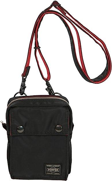 ポーター エルファイン 【PORTER L-fine】 PORTER×ILS共同企画 ミニショルダーバッグ Mini Shoulder Bag 【LYD383-06694】 ...