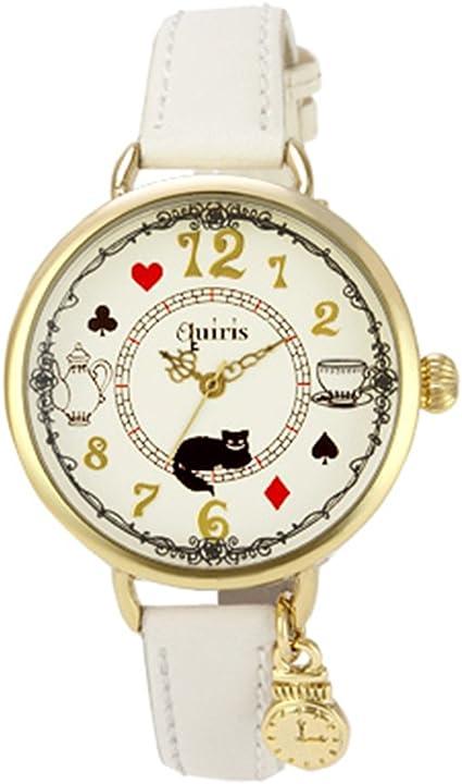 アリス チェシャ猫 ファッションウォッチ 腕時計