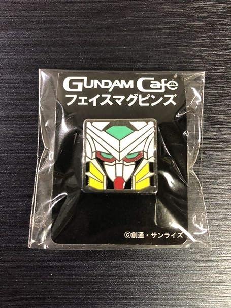 ガンダムカフェ限定 フェイスマグ ピンズ ガンダムエクシア 機動戦士ガンダムガンダム00(ダブルオー)