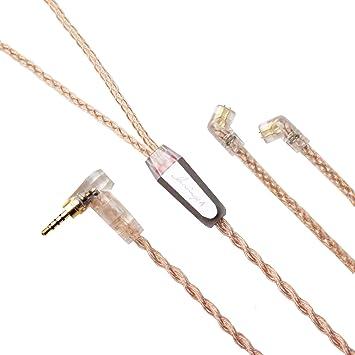 Luminox Audio LNA Kilowatt qdc-2.5mmL LNA-KIL-UQ2P-25L