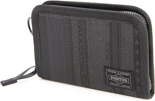 (ポーター) PORTER ラウンドファスナー 527-17015 ブラック