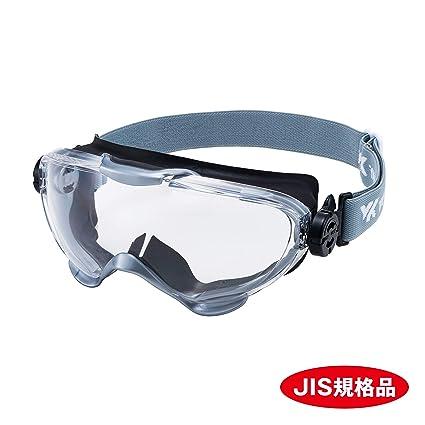 YAMAMOTO(山本光学) 浮遊粉塵用セーフティゴグル YG6000BK