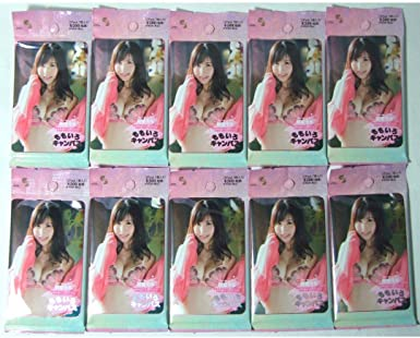 桜空もも オフィシャルカードコレクション ももいろキャンバス 10パックセット