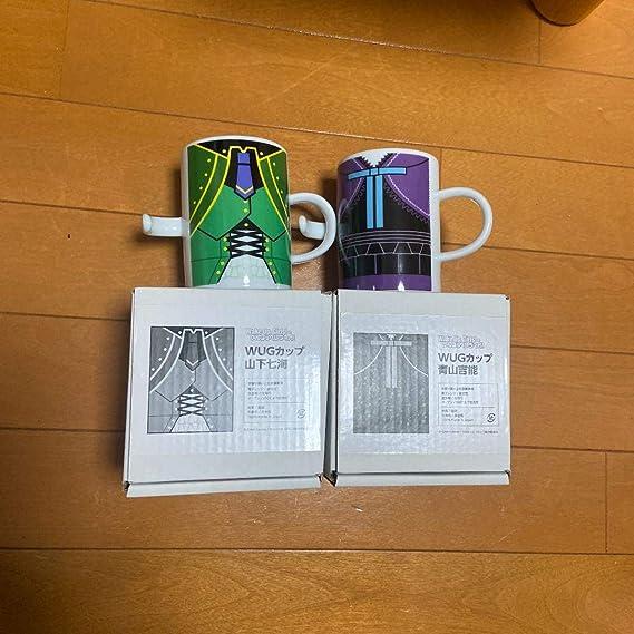 Wake Up Girls! WUGカップ 山下七海 青山吉能 当店オリジナル缶バッジセット