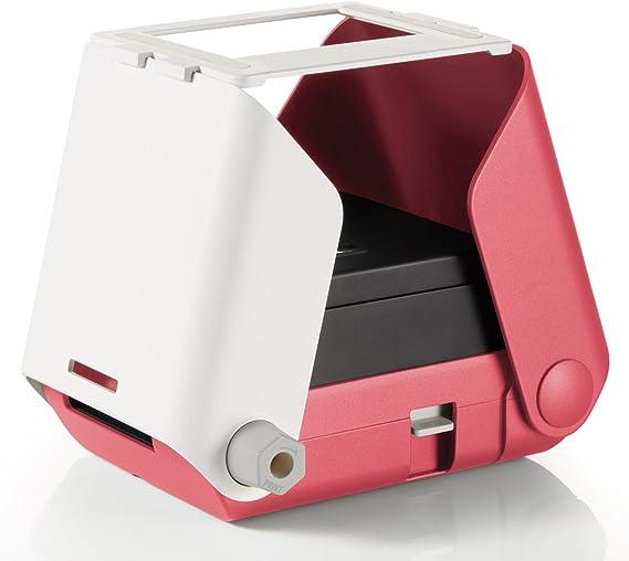 タカラトミー スマートフォン用プリンター プリントス SAKURA(桜) チェキフィルム使用 TPJ-03SA