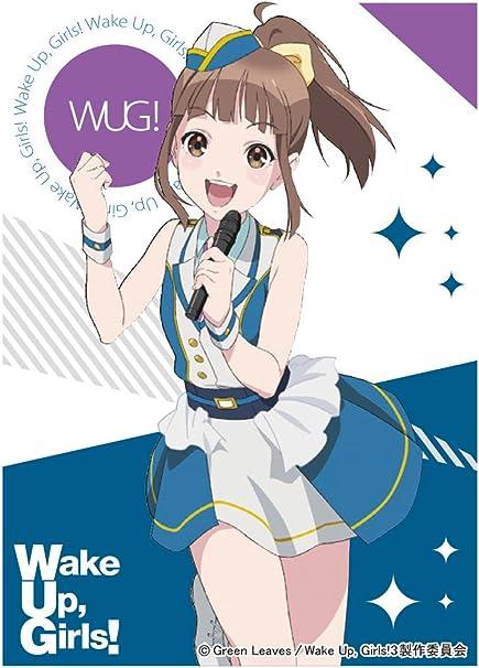 キャラクタースリーブ Wake Up, Girls!新章 久海菜々美(EN-538)
